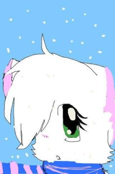 Contest Entry- Snow? by Vocaloidluver164