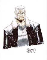 Old Man Logan by RedCole84