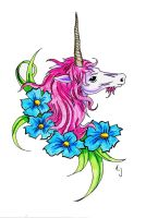 The Little Unicorn by Silgan