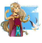 Princess Zelda by Coffee--Pot