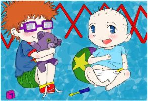 Rugrats by greengal14