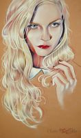 Lady Dunst by blondedoll