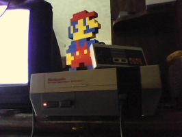 My NES System. by EonCooper