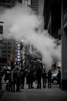 NYC Streets 3 by DostorJ