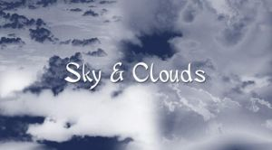 Sky and Clouds Brushes by xara24