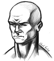 Manga Studio 5 Sketch: Not impressed by Chuck-Nothing