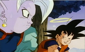 Funny Goku Screenshot by TheImprovisedJay