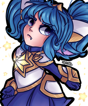 Star Guardian Poppy by Nyami-desu