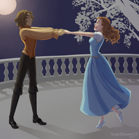 Rumbelle Dance by AngelQueen13