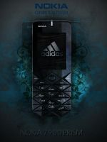 Nokia 7900 Prism Edition by gameguardman1a
