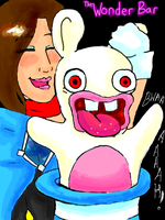 Rabbids can't do magic by CharlieIsAMystery