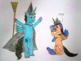 Request #4 Nightmare Night by FrostQuill