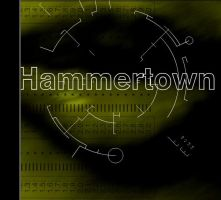 Hammertown CD Brown circle by matrix7