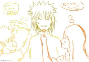 Happy Birthday, Minato! by PeachBerryDivision