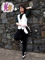 Kotetsu Kaburagi Cosplay 02 by SSward