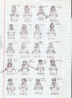 LEGO Hetalia Page 6 by acklaygohome