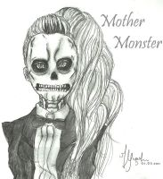 Mother Monster by Hyuuugo