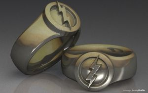 The Flash Ring by JeremyMallin