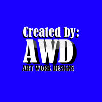 Created by: AWD. by ArtWorkDesigns