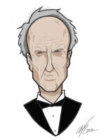 Clint Eastwood Toon by Kryptoniano