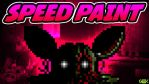 SPEEDPAINT - Phantom Mangle - FNAF3 Pixel art by GEEKsomniac