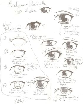 Eye Tutorial by Emalynne-Blackwell