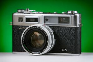 Yashica 1 by duronboy