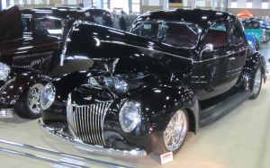 30 Ford 2 door coupe by zypherion