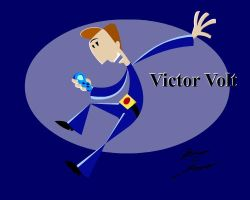 Victor Volt by Slasher12