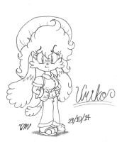 Klonoa FC - Uriko :3 by The-Victor-Catbox