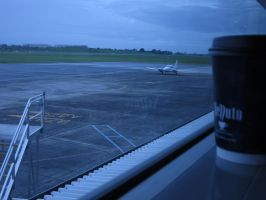 Airport by Jugglingwithfire
