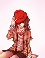 Red Hat Misa by Sinclair000
