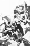 batman beyond unlimted 7 inks by duss005