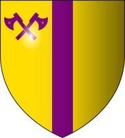 Arms of Axmynster by Antrodemus