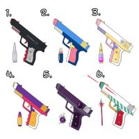 Guns batch 1 (CLOSED) by DIF-adopts