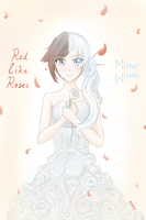 The White Rose Bride by Madgamer2k7