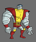 Colossus by FriedMonkey