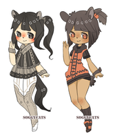 KEMONOMIMI ADOPTS - open by MayonnaiseBottle