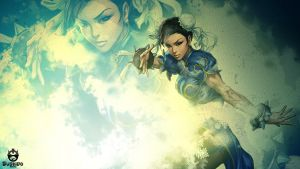 ChunLi by BushidoGraphics