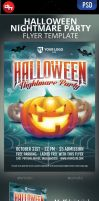 Halloween Nightmare Party by doghead