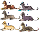 coot lion adoptables SOLD OUT by gr-ay