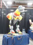 Grimlock Balloon by Iluvtoonlink