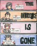 the innocence is gone. by ZOMBIES-GO-RAWR