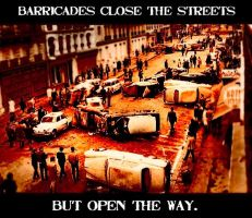A Las Barricadas by ztk2006
