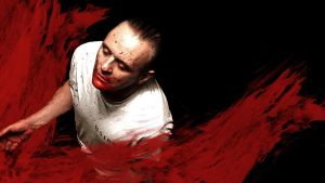 Hannibal Lecter by Paullus23