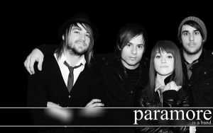 Paramore Is A Band by privatepino