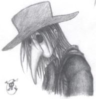 Plague Doctor by gtk