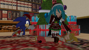 Merry Christmas by cirs5sonic