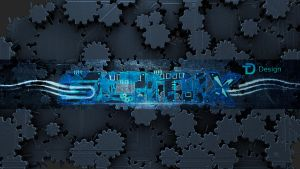 SOMIX's Youtube Background - By: DanooTech by DanooTech