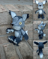 Werewolf Plush by SpooksFox